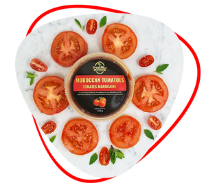 Fresh Med Gourmet Moroccan Tomatoes Dip (250 g) - Local Delivery