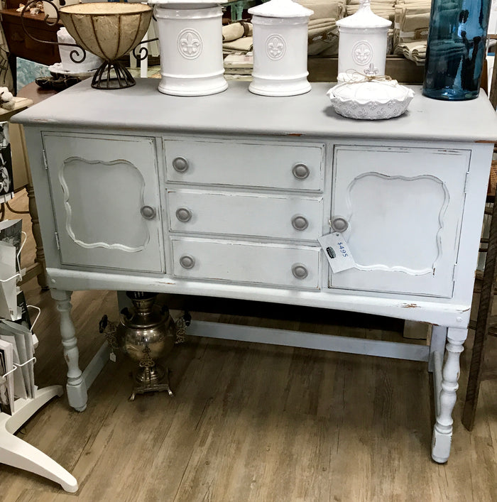Light Blue Sideboard