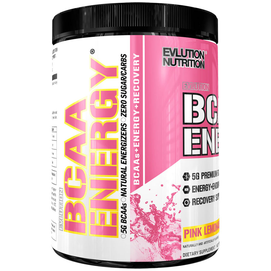 BCAA ENERGY (30 Servings) (Pink Lemonade)