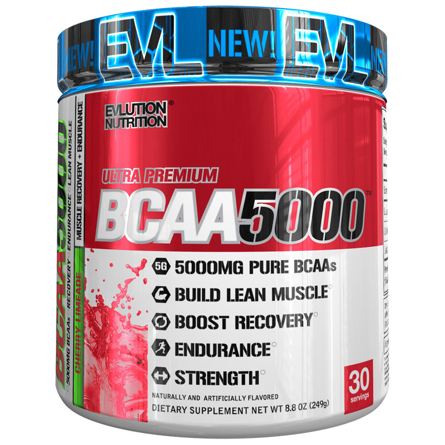 Evlution BCAA5000 (30 Servings)