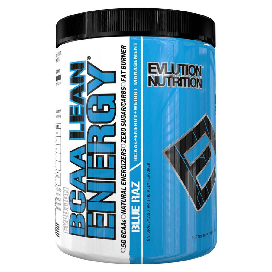 Evlution BCAA LEAN ENERGY (30 Servings) - Blue Raz
