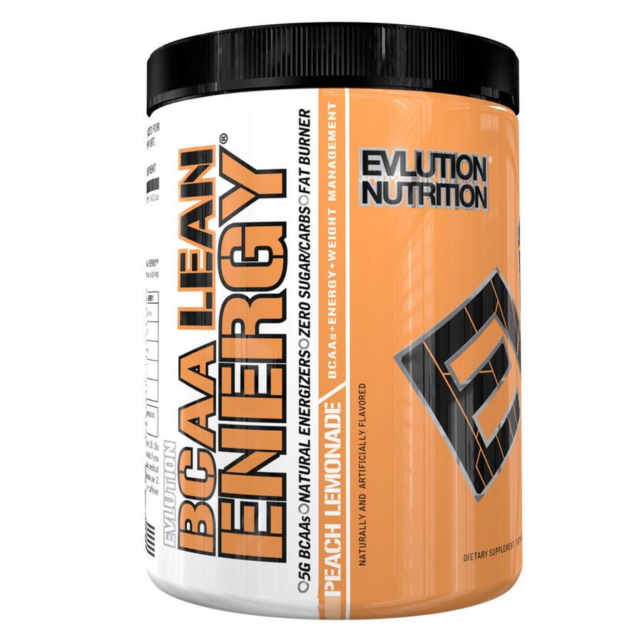 BCAA LEAN ENERGY (30 Servings) - Peach Lemonade