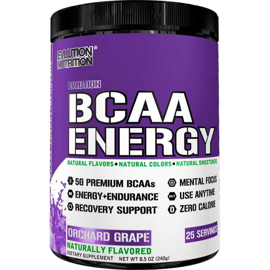 BCAA ENERGY Natural (25 Servings)