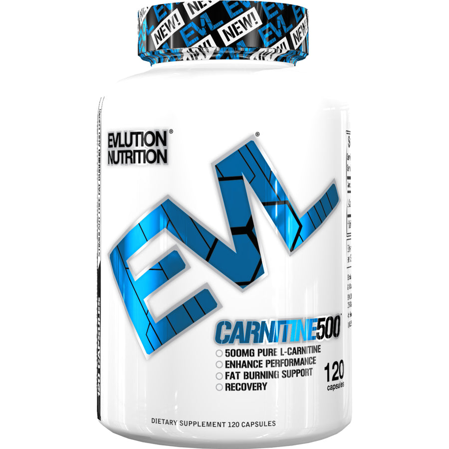 Carnitine500 Capsules (120 Servings)