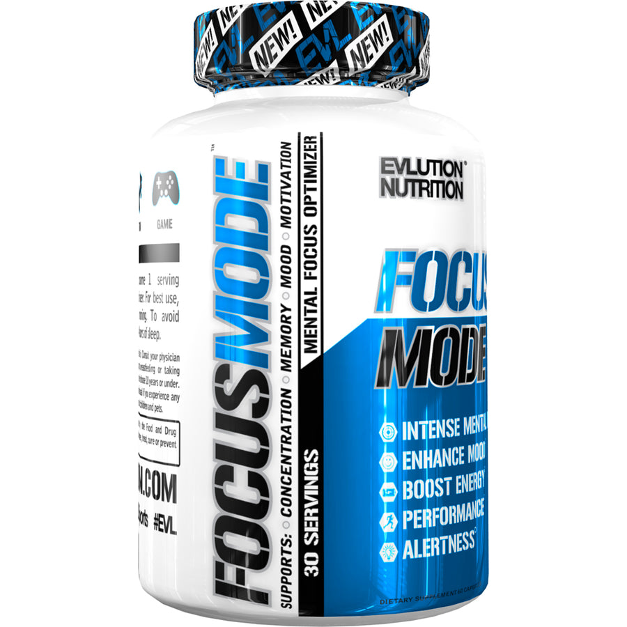 Evlution FocusMode (Capsules) (30 Servings)
