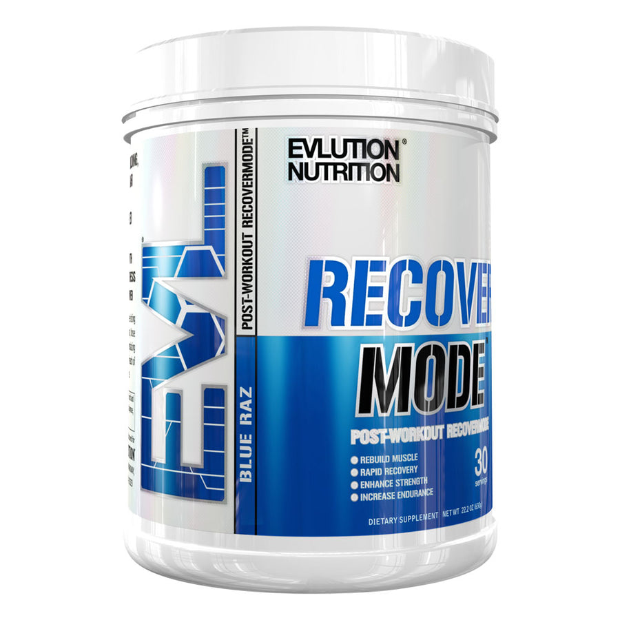 RecoverMode (Post-Workout Endurance & Energy)