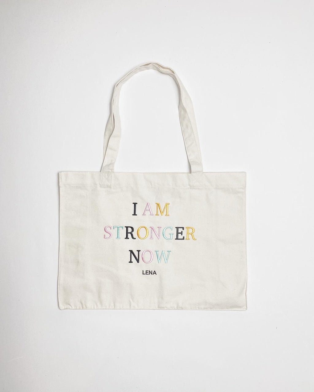 Lena - '2021' I AM STRONGER NOW' Bag