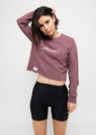 Lena - ONLY LOVE Cropped Sweater
