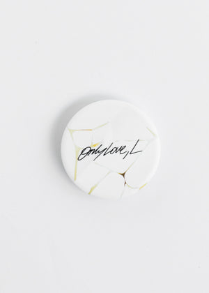 Lena - ONLY LOVE PopSocket Weiss
