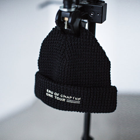 END OF CHAPTER ONE Beanie