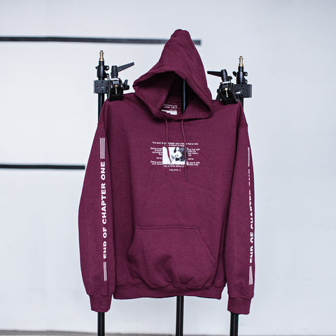 END OF CHAPTER ONE Hoodie