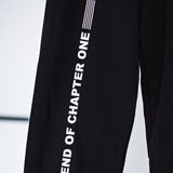 END OF CHAPTER ONE Sweatpants