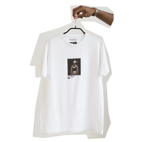 LENA White T-Shirt