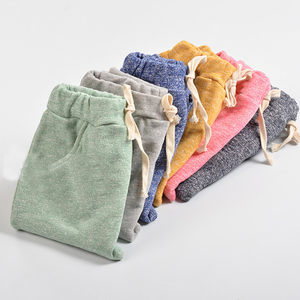 the basics harem pants