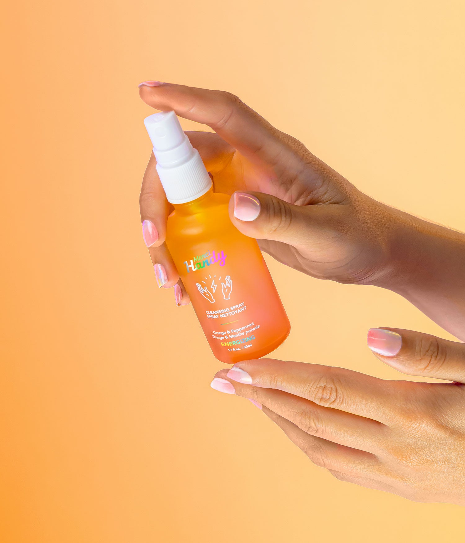 Energizing Cleansing Spray