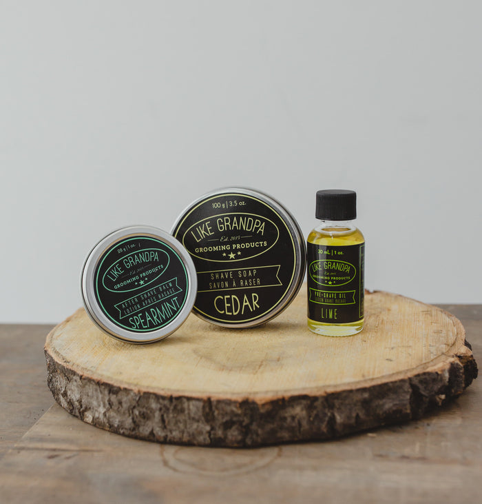 Full Shave Gift Box