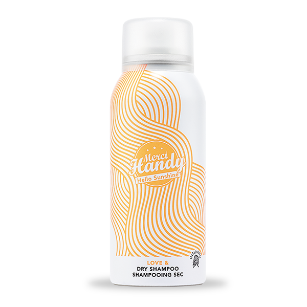 Foto Packshot Champús secos Hello Sunshine - Merci Handy
