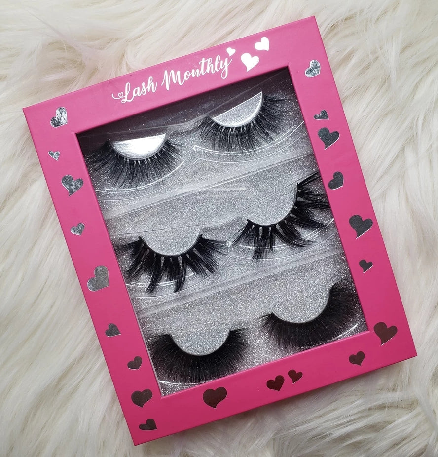 Lash monthly book Volume 1