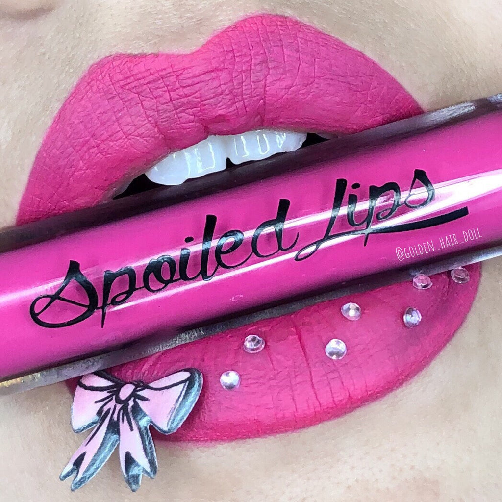 Baby Girl Liquid Lipstick