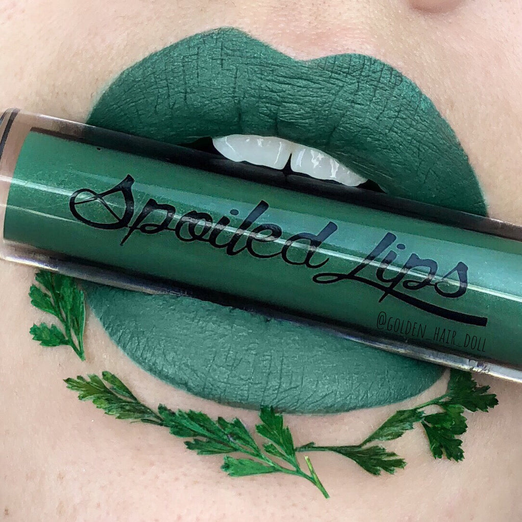 Evergreen | Liquid Lipstick