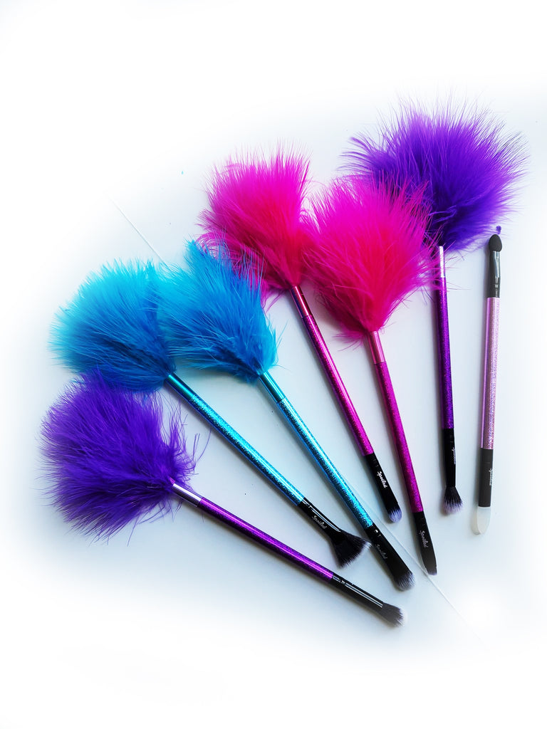 So Posh Feather Brush