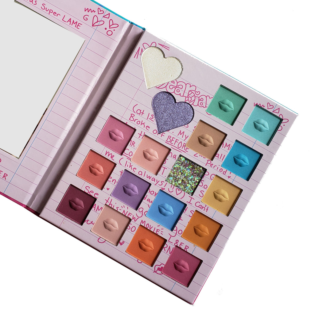Dear Diary Vol 14 Palette