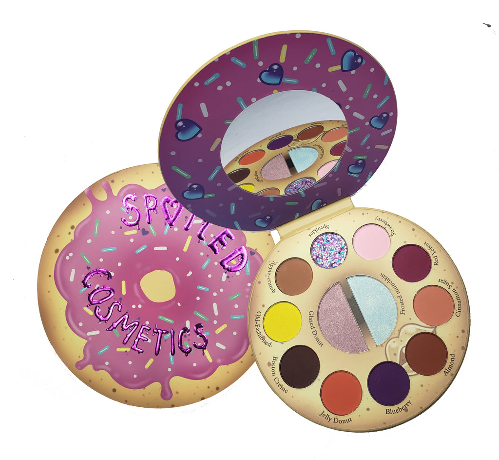 Donut Shoppe Eyeshadow palette
