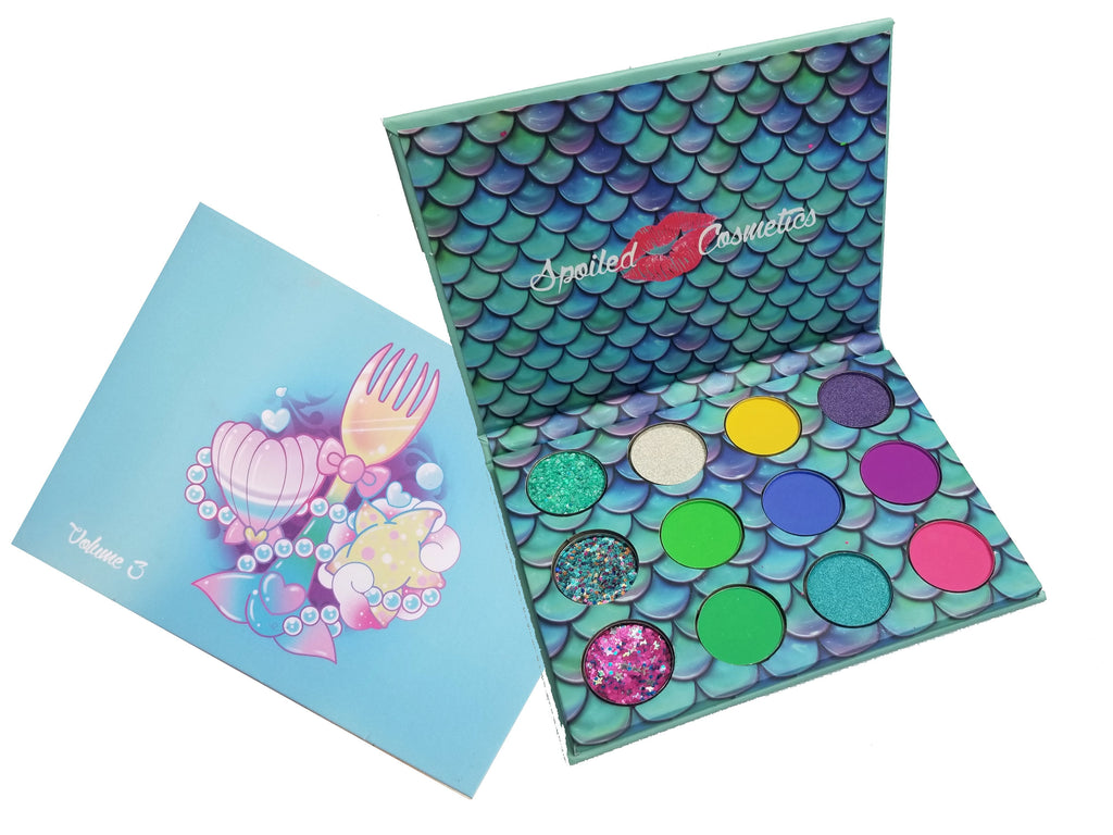 past edition volume 3 Mermaid Fantasea palette