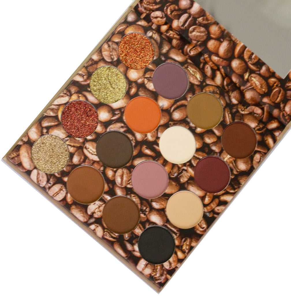 Volume 10 x Michelle Heart palette