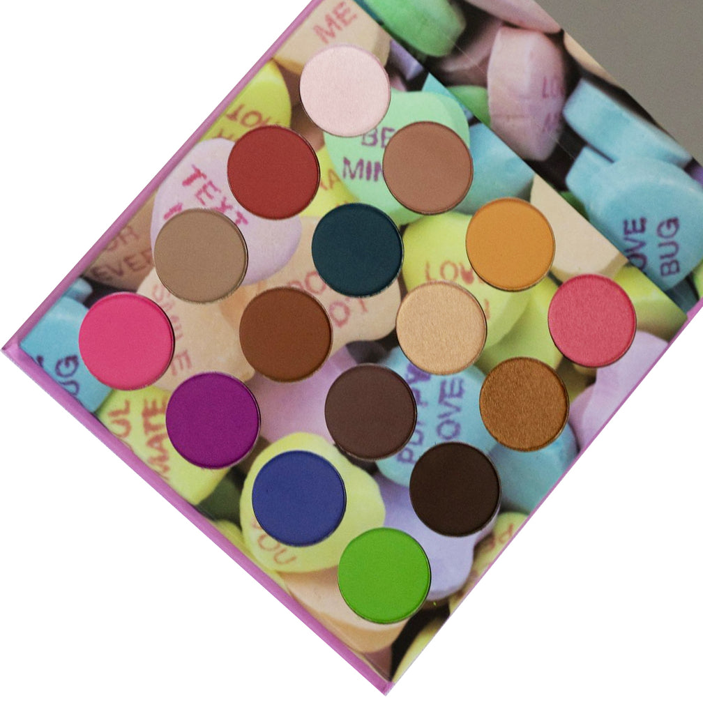 Love Sucks Volume 8 palette