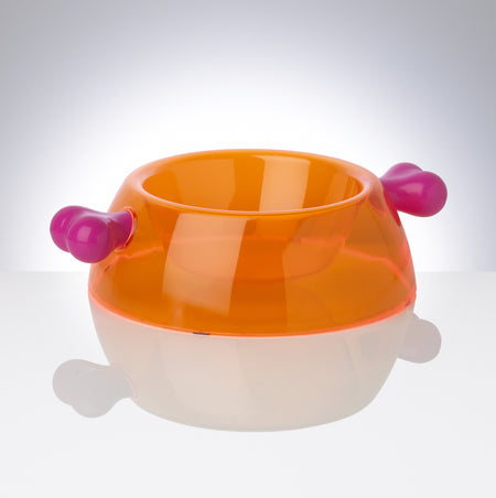 Atrium Pop Art Bow-Wow Dog Bowl