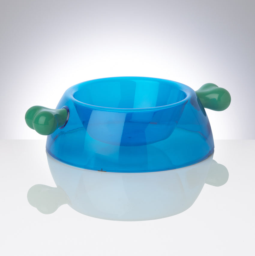 Atrium Pop Art Woof Dog Bowl