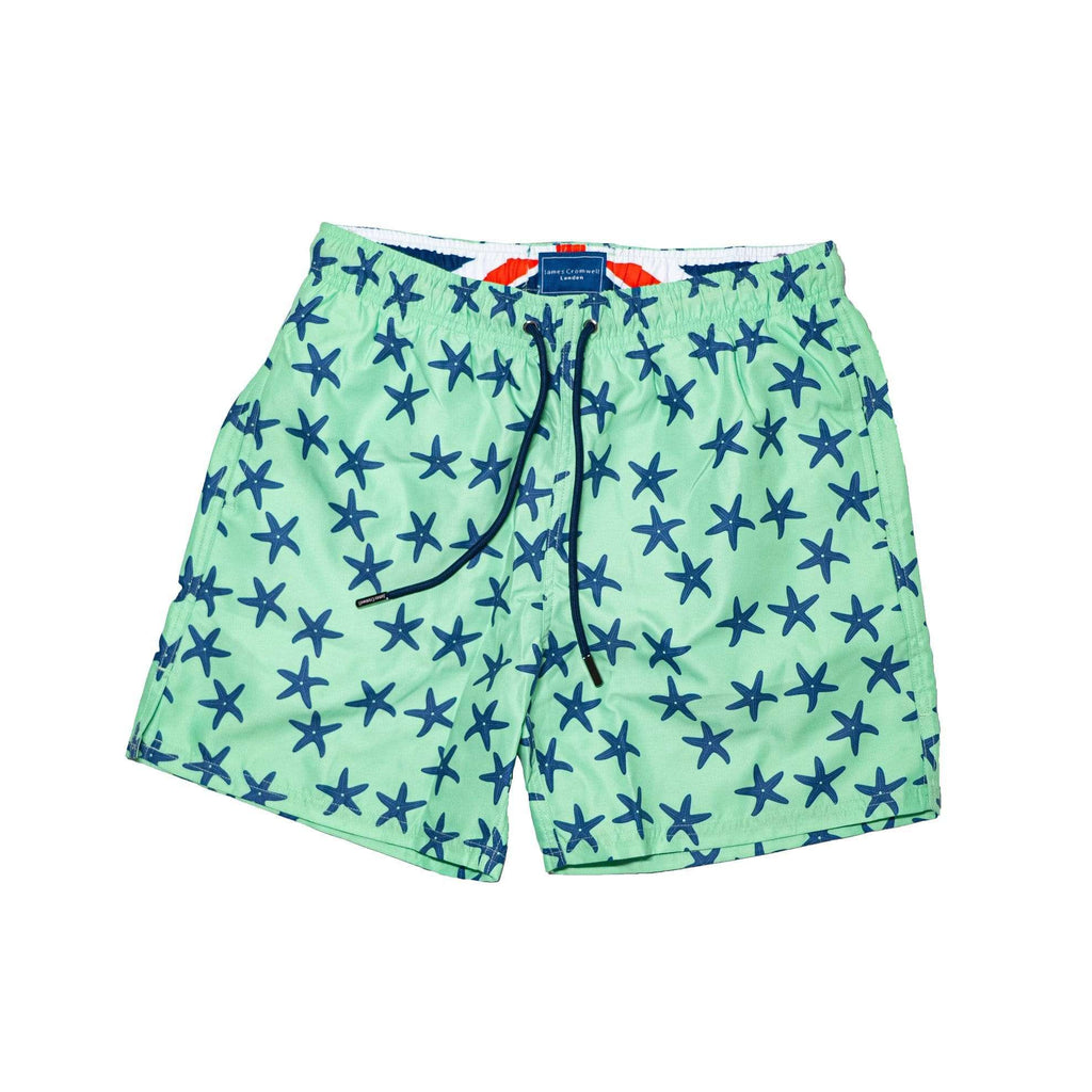 Mint Bold Starfish Boys