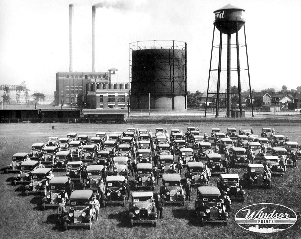 "The History of ""Ford City"""