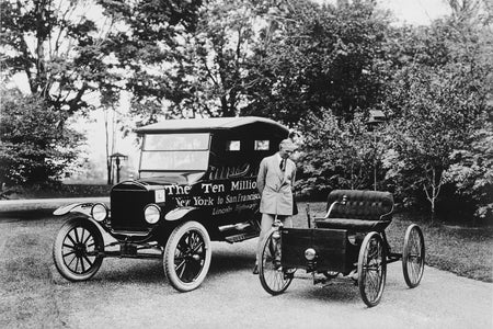 Henry Ford - The First & Ten Millionth Ford (1924)
