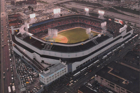 Tiger Stadium, Detroit (1963)