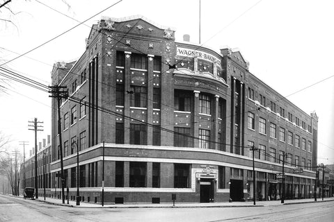 Wagner Bread Company Building (1910)