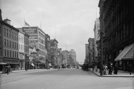 Woodward Avenue (1895)