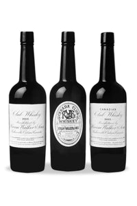 Canadian Club Vintage Bottles (1882) - Walkerville