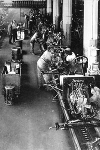 Ford Line Workers - Ford City