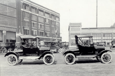 Ford T-Roadster (1921) - Ford City