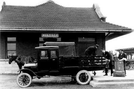 Post Office (1920) - Walkerville