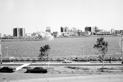Windsor Skyline From Detroit (1940)