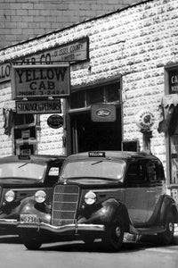 Yellow Cab Taxi - Ford City