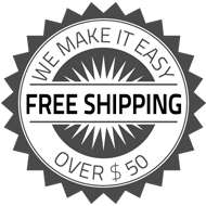 Image of Free shipping (when you spend over $150)