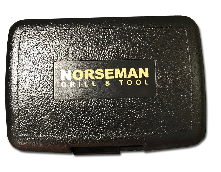 01911  |  Norseman Gold Oxide Ultra Bit Multi-Diameter - 3 Pc. Drill Bit Set