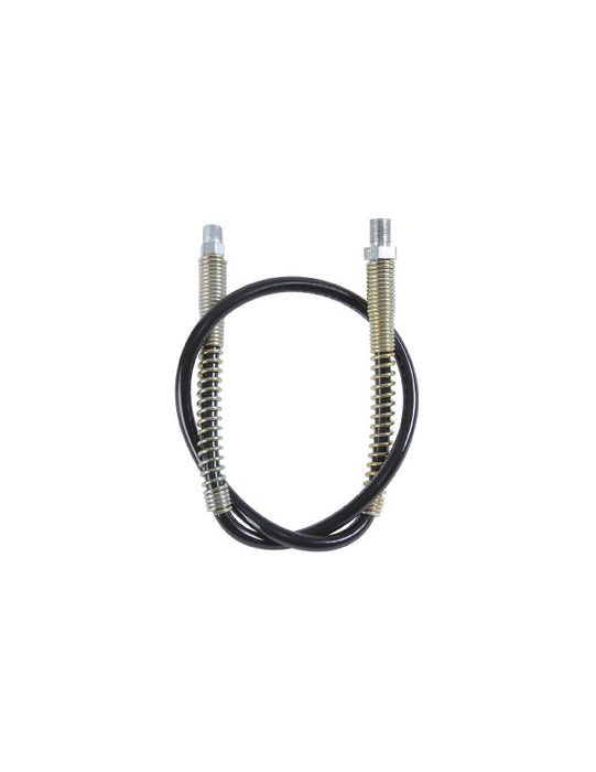 "1236 |  36"" High-Pressure Hose with Spring Guards"