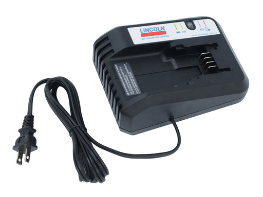 1870  |  One-Hour High-Output 110 V AC Charger for PowerLuber 20 V Grease Gun