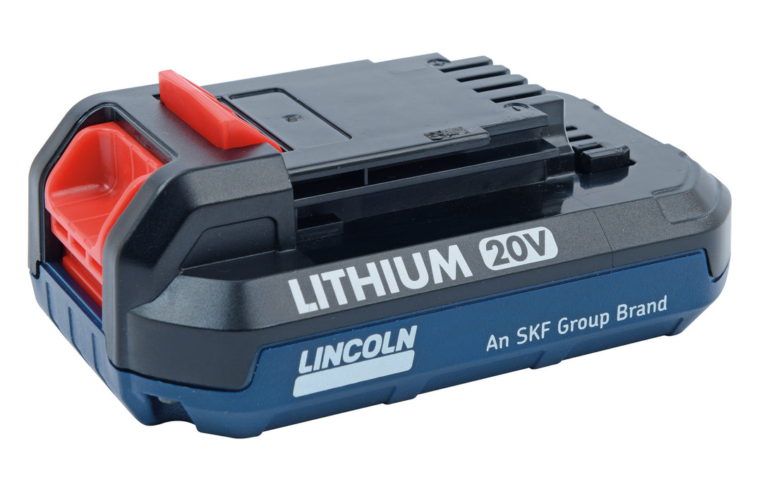 1871  |  PowerLuber 20 V Li Ion Battery for Battery-Operated Grease Gun