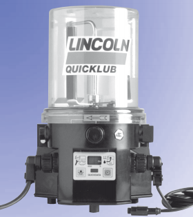 644-40868-1  |  Electric Grease Pump P233 Series with Data Logger QuickData